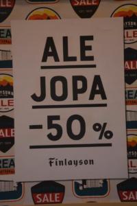 Finlayson Alennusmyynti