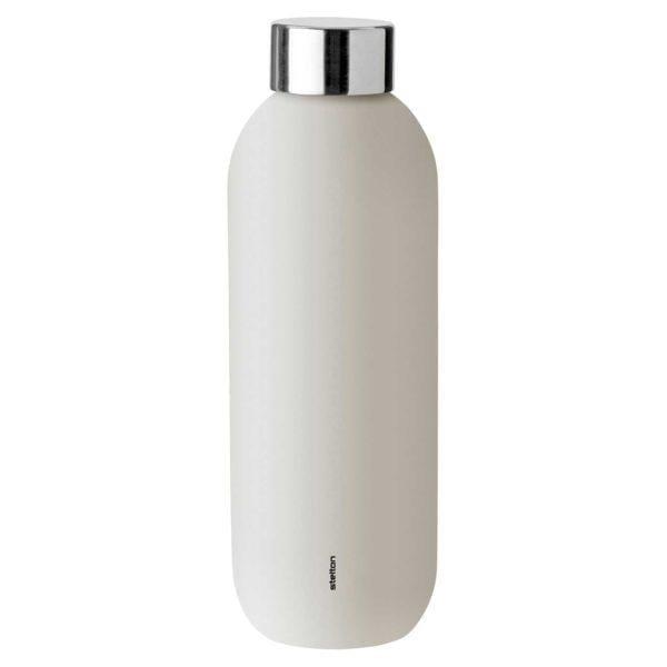 stelton pullo valkoinen